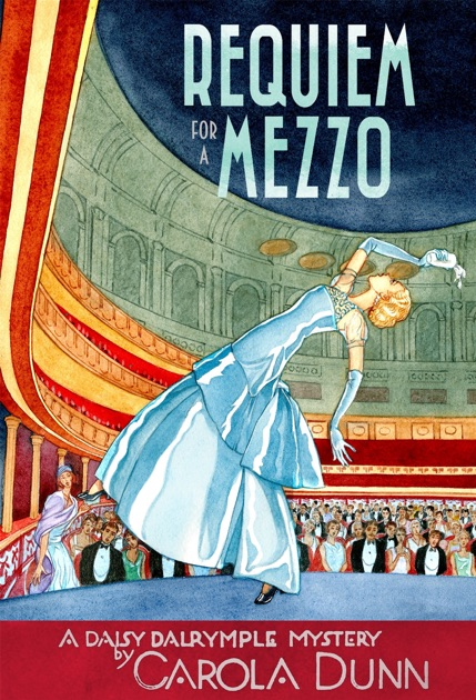 Requiem for a Mezzo by Carola Dunn on Apple Books