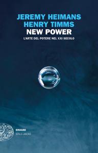 New Power Copertina del libro