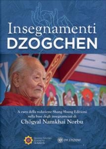 Insegnamenti Dzogchen Copertina del libro