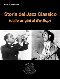 Storia del Jazz Classico Book Cover