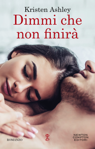 Dimmi che non finirà Book Cover