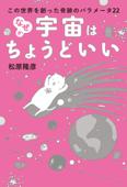 なぜか宇宙はちょうどいい Book Cover