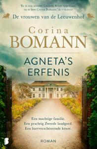 Agneta's erfenis Boekomslag