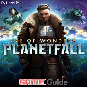 262.Age of Wonders Planetfall Game Guide Boekomslag
