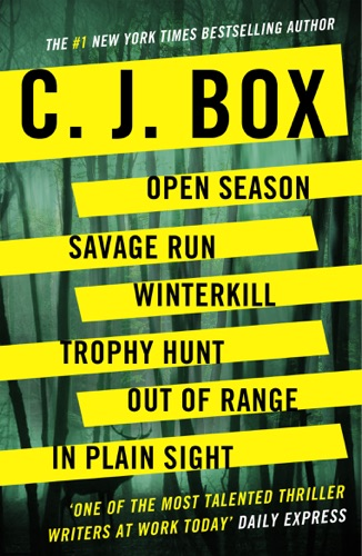 C. J. Box - Joe Pickett Series Bundle (Book 1-6)