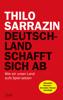 Thilo Sarrazin - Deutschland schafft sich ab Grafik