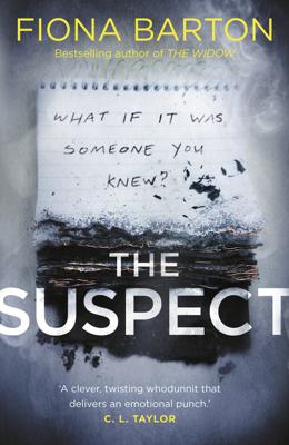 Fiona Barton - The Suspect book