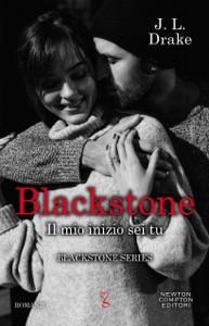 Blackstone. Il mio inizio sei tu di JL Drake Copertina del libro
