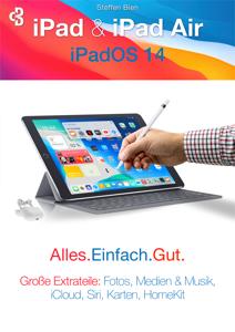 Das iPad & iPad Air Buch-Cover