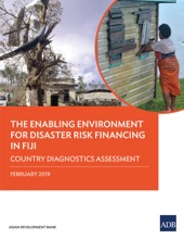 The Enabling Environment For Disaster Risk Financing In Fiji