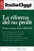 La riforma del no profit