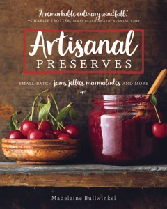 Artisanal Preserves Book Cover
