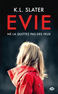 Evie La couverture du livre martien