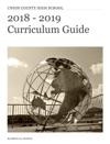 2018 - 2019 Curriculum Guide