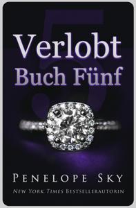 Verlobt Buch Fünf Buch-Cover