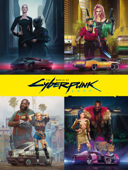 The World of Cyberpunk 2077 Book Cover