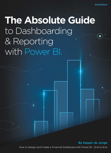 The Absolute Guide to Dashboarding & Reporting with Power BI Libro Cover