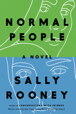 Sally Rooney - Normal People book