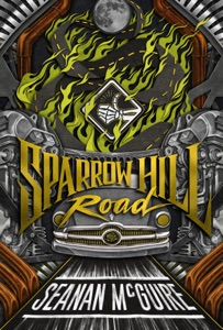 Sparrow Hill Road Book Cover