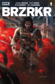 BRZRKR #1 Book Cover