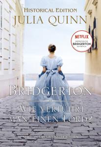 Bridgerton - Wie verführt man einen Lord? Buch-Cover