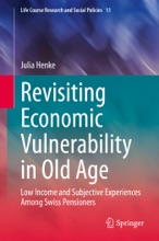 Revisiting Economic Vulnerability In Old Age