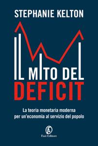 Il mito del deficit Libro Cover