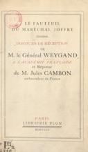 Le Fauteuil Du Maréchal Joffre