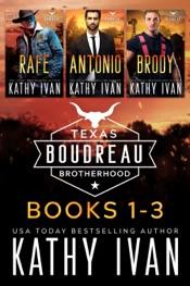 Download Texas Boudreau Brotherhood Books 1 - 3