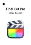 Final Cut Pro User Guide