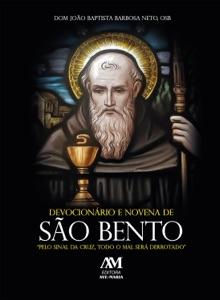 Devocionário e novena de São Bento Book Cover