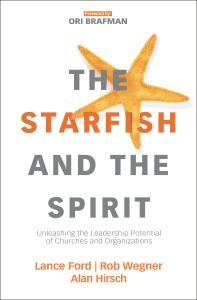 The Starfish and the Spirit Boekomslag