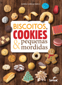 Biscoitos, cookies & pequenas mordidas Book Cover