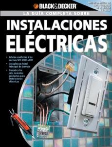 La Guia Completa sobre Instalaciones Electricas Book Cover