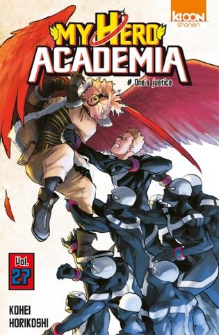 My Hero Academia T27 PDF Download