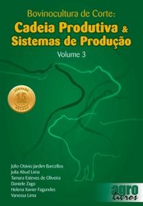 Bovinocultura de Corte Book Cover