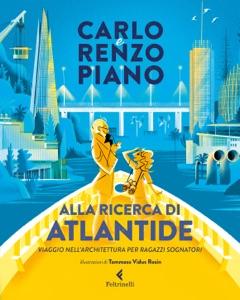 Alla ricerca di Atlantide Book Cover