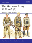 The German Army 1939–45 (2)