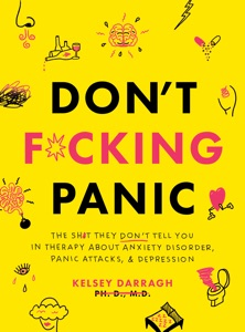 Don't F*cking Panic Book Cover