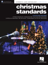 Christmas Standards: Singer's Jazz Anthology (Low Voice)