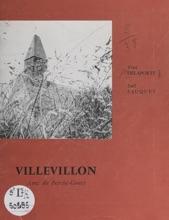 Villevillon, âme Du Perche-Gouët