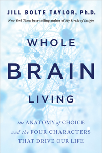 Whole Brain Living Book Cover