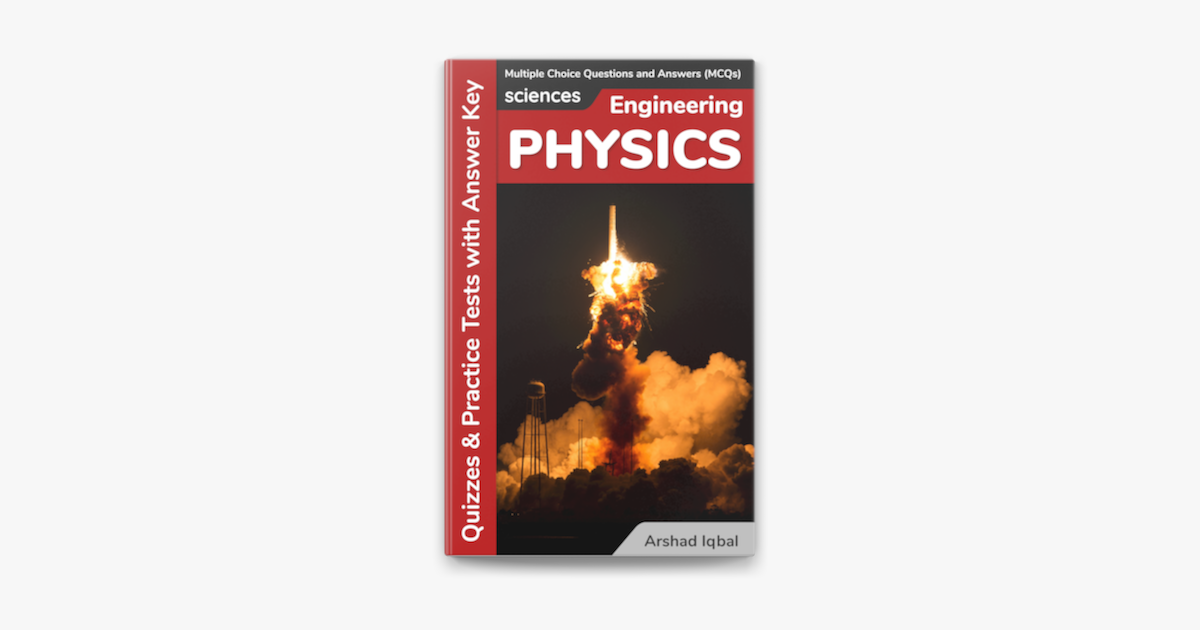 ‎Engineering Physics Multiple Choice Questions and Answers (MCQs): Quizzes & Practice Tests with ...