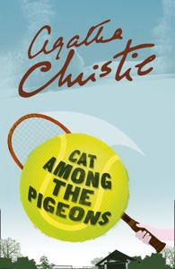 Cat Among the Pigeons Book Cover