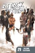 Attack on Titan Volume 29 Book Cover