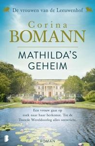 Mathilda's geheim Door Corina Bomann Boekomslag