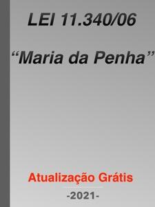 Lei Maria da Penha 2021 Book Cover