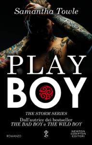 Play Boy Copertina del libro
