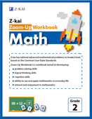 Zoom-Up Workbook Math Grade 2