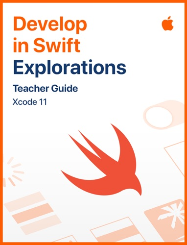 Develop in Swift Explorations Teacher Guide E-Book Download